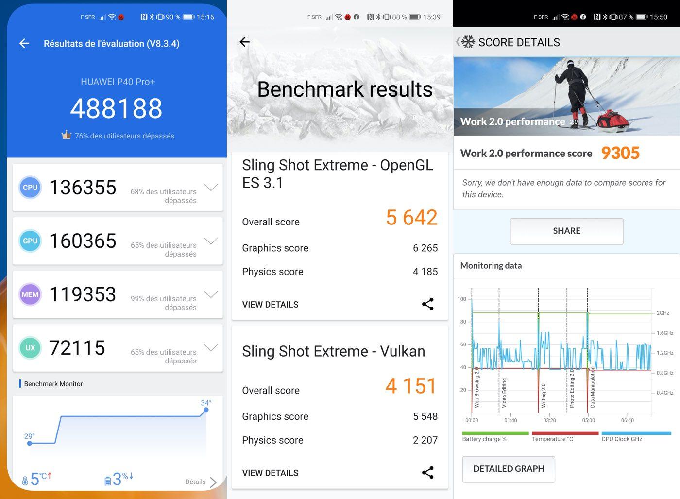 test huawei p40 pro plus benchmarks