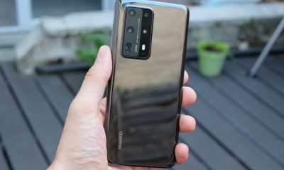 test huawei p40 pro plus design ceramique