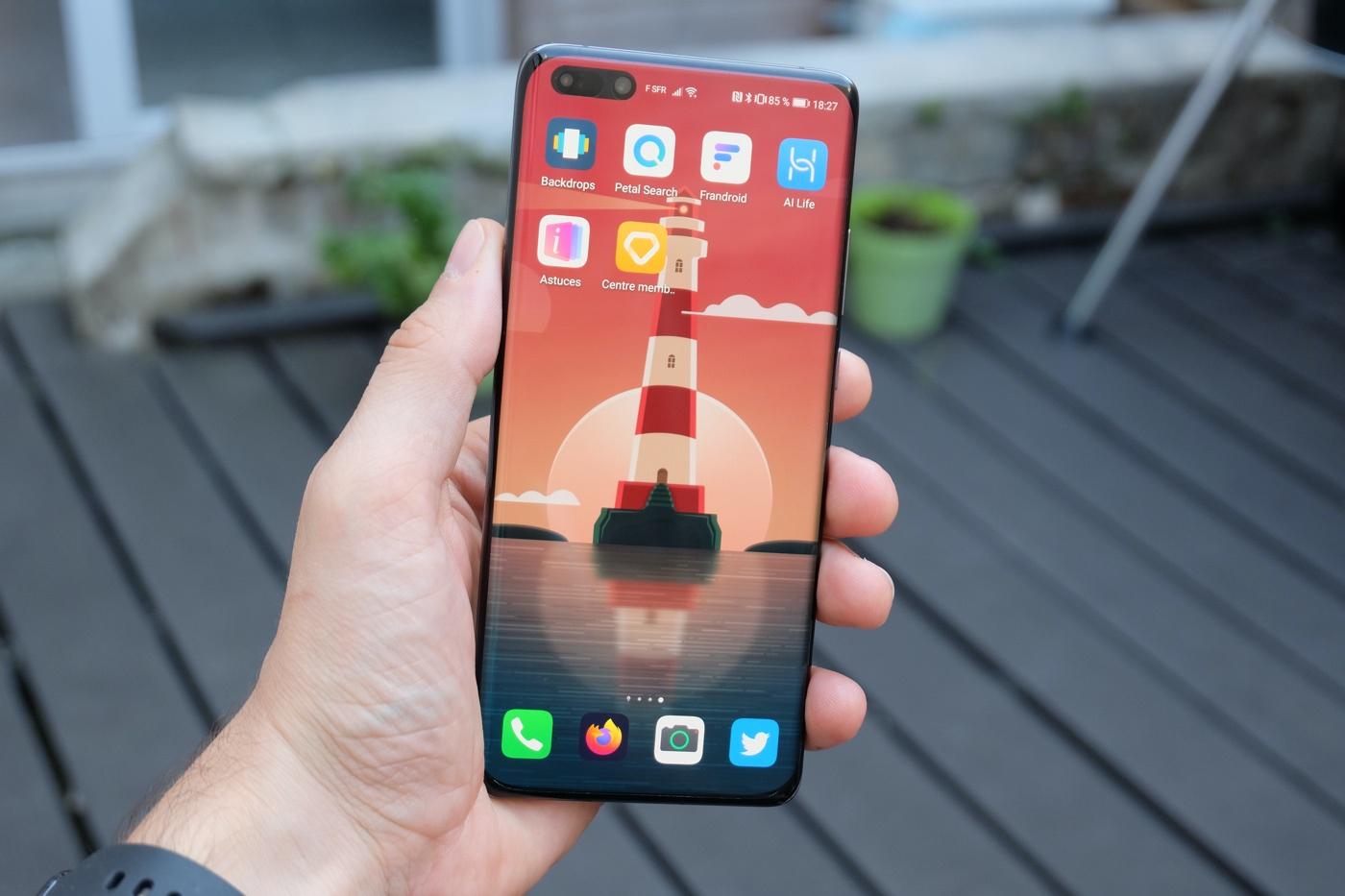 Huawei bientôt à court de puces à cause des sanctions américaines