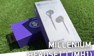 Test Millenium Headset 1 (MH1)