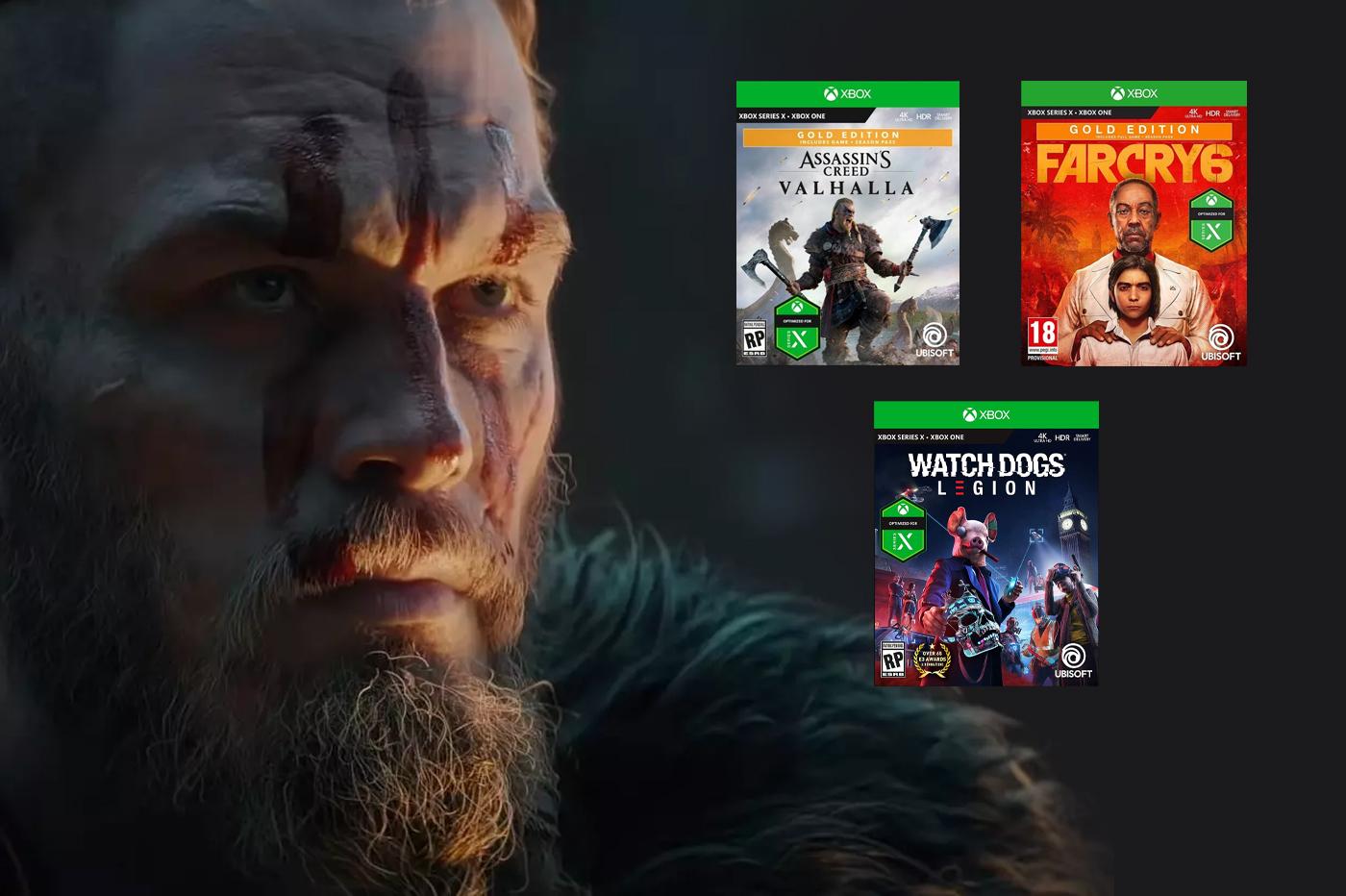 Ubisoft Collector Xbox