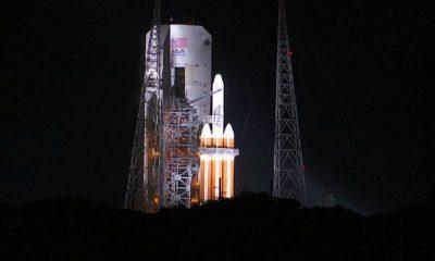 Lancement de la fusée ULA