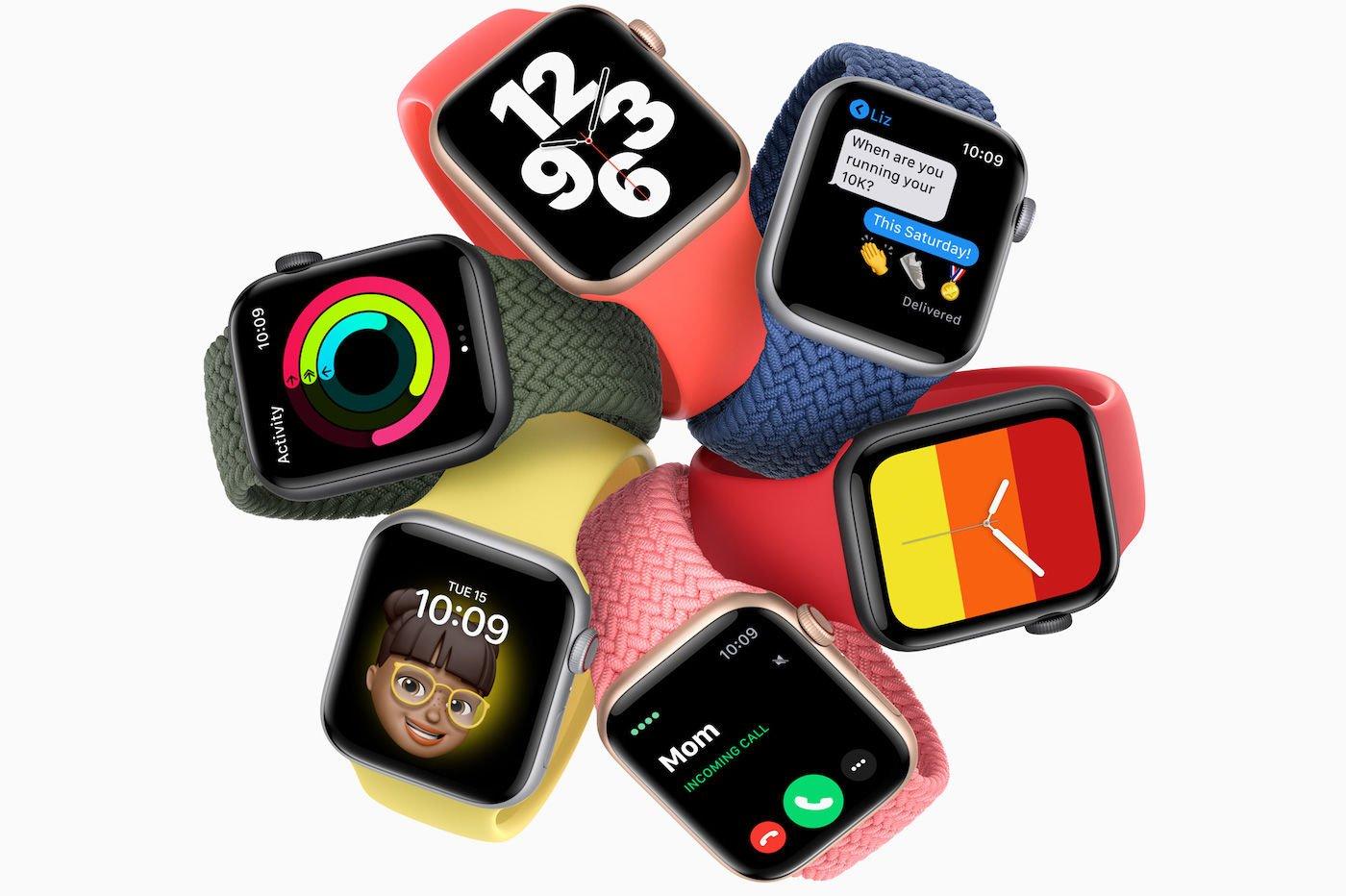 2020 Apple Watch SE