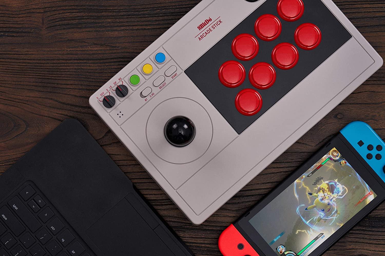 Stick arcade Nintendo Switch 8BitDo