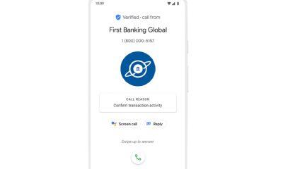 Appel vérifié sur Android