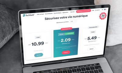 Bon plan Surfshark VPN