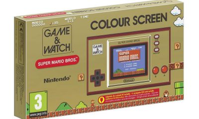 Game Watch Super Mario Bros