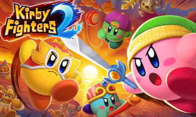 Kirby Fighters 2 Gratuit