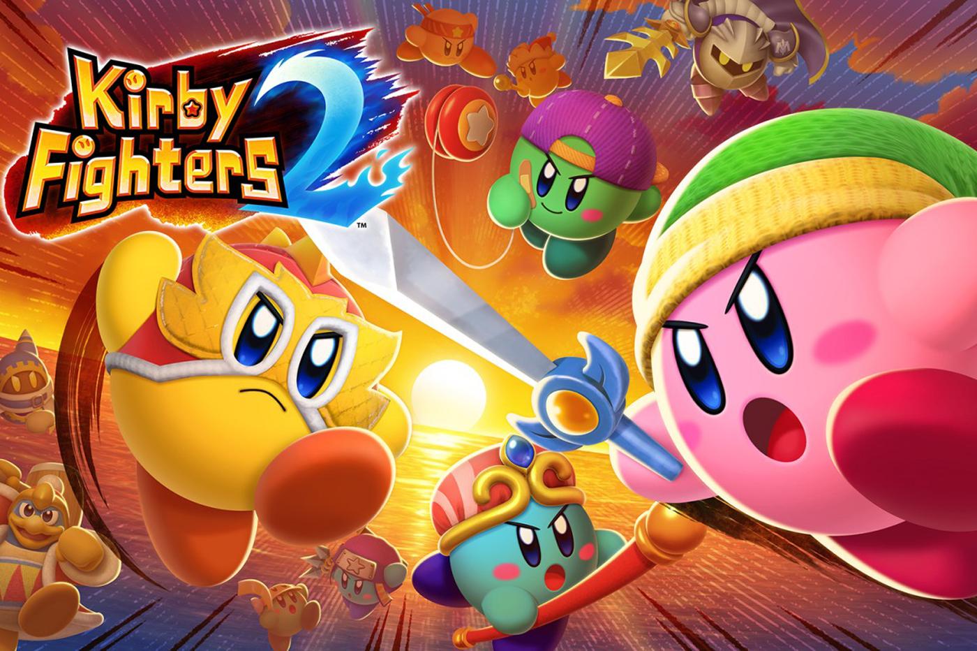 Kirby Fighters 2 Gratuit