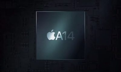 Le processeur A14 d'Apple