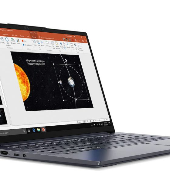 Lenovo Yoga Slim 7 14ARE05