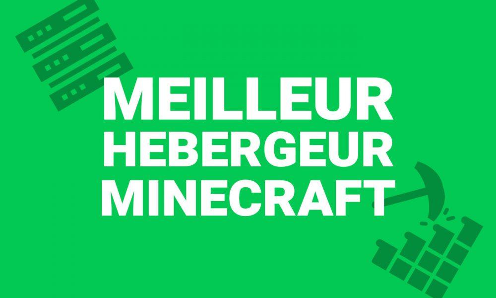 Hebergeur web minecraft