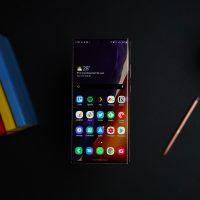 Test Samsung Galaxy Note 20 Ultra