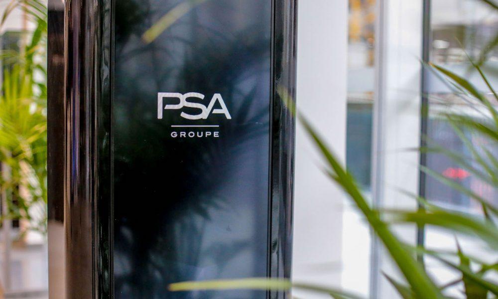 PSA automobile