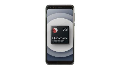 Puce 5G de Qualcomm