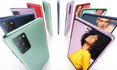 Le Samsung Galaxy S20 Fan Edition