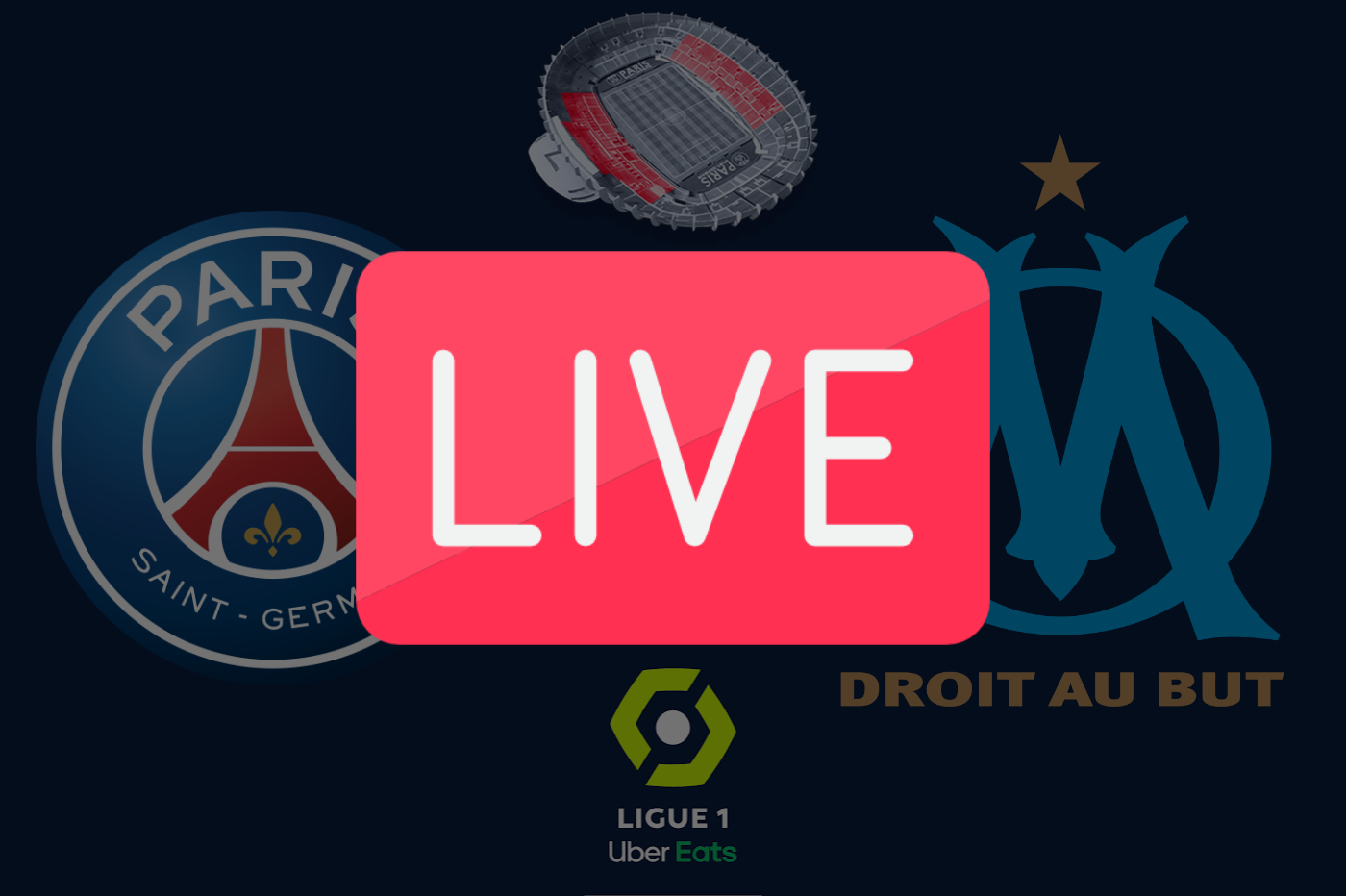 Streaming PSG OM