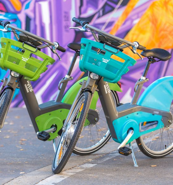 Vélib Paris Septembre 2020