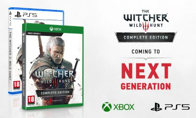 The Witcher PS5 Xbox Series X