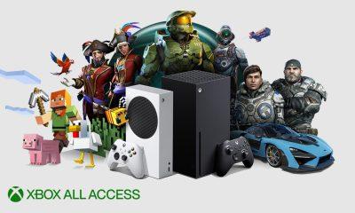 Xbox All Access Prix France