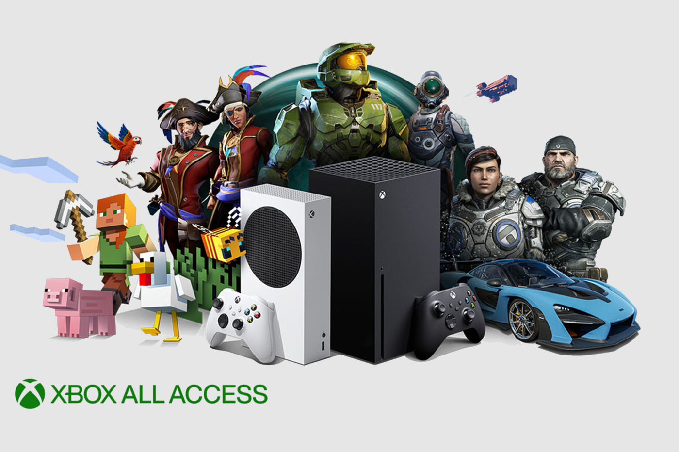 Xbox All Access Prix France