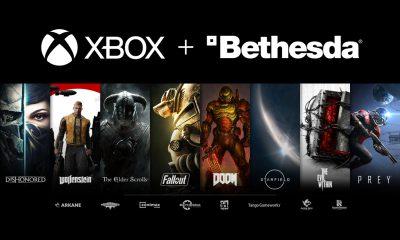 Rachat Xbox Bethesda
