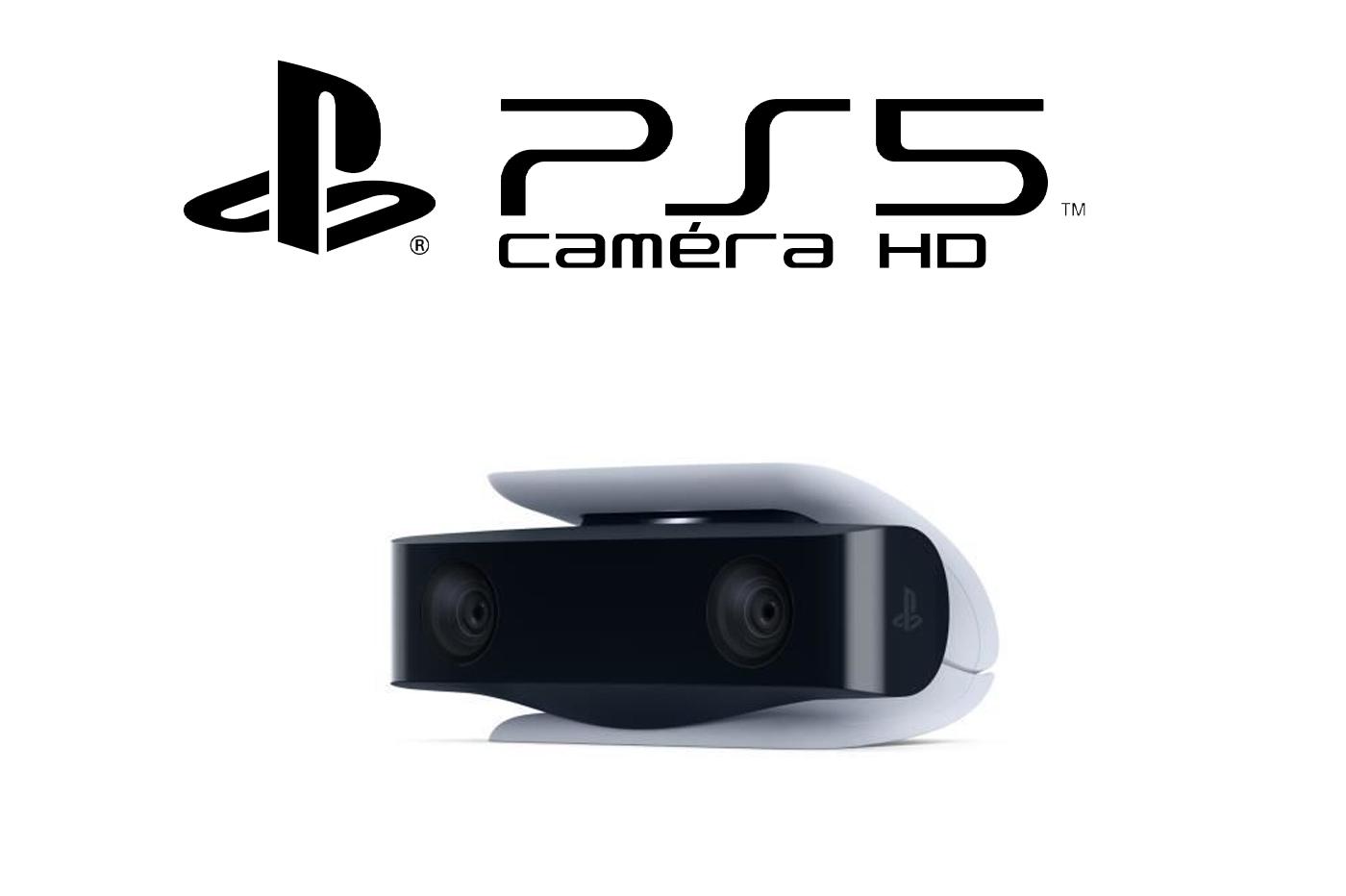 Caméra HD PS5 PlayStation 5