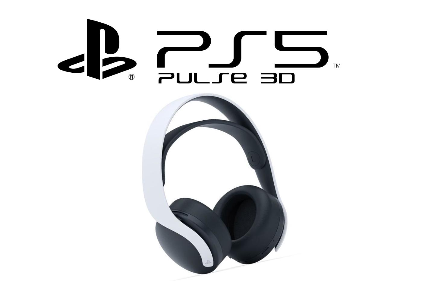 Pulse 3D PS5 Casque PlayStation 5
