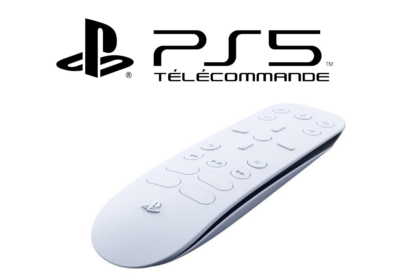 Télécommande PlayStation 5 PS5