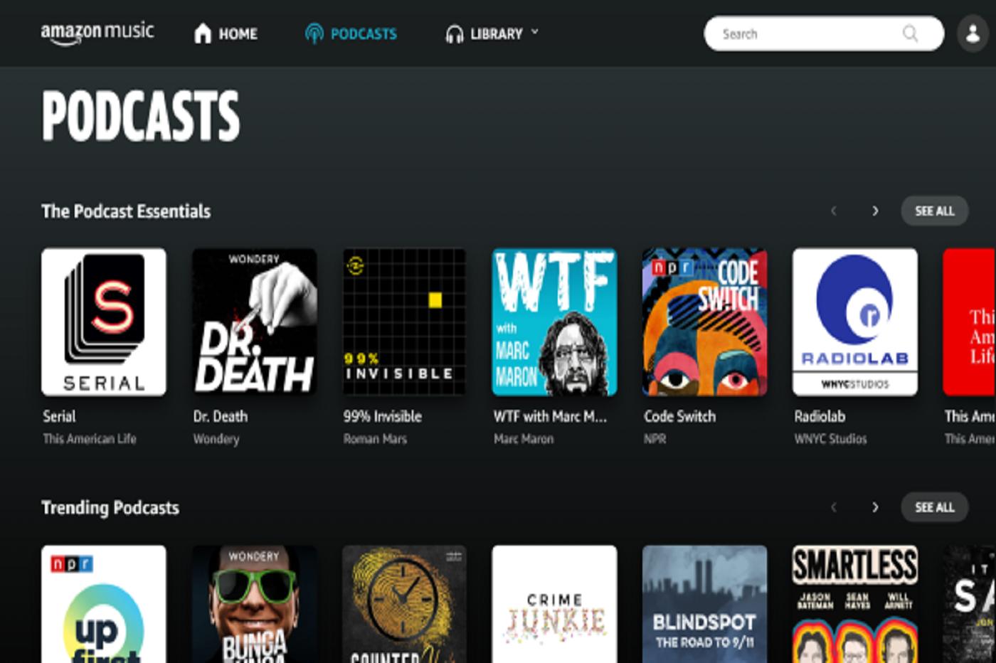 3 mois d'abonnement offerts — Amazon Music HD