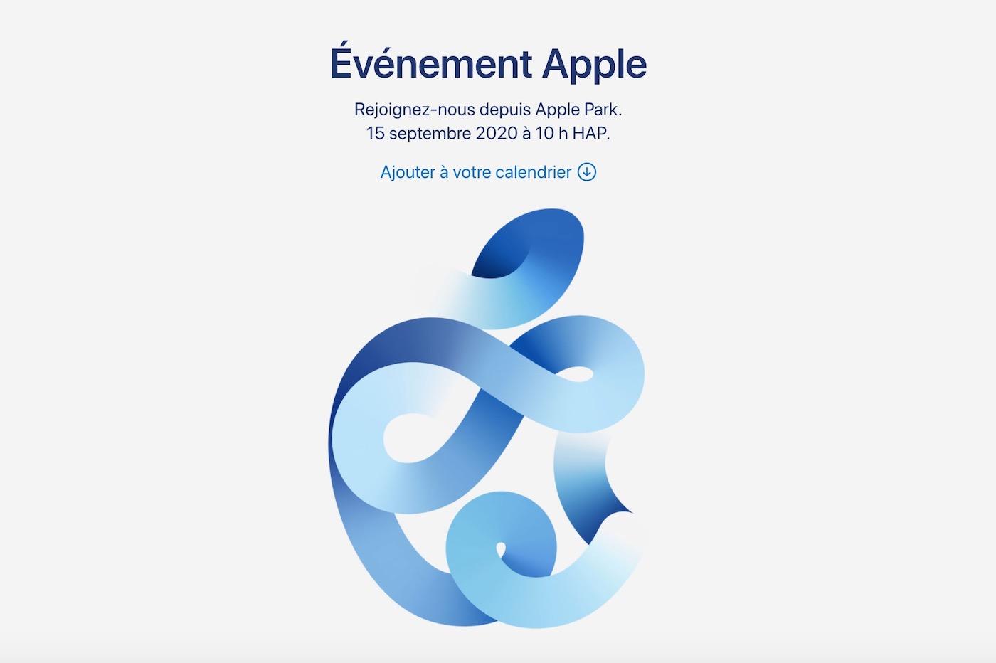 Apple keynote 2020