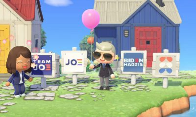 Biden sur Animal Crossing