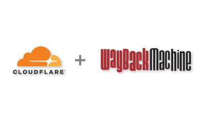 Cloudflare et Internet Archive Wayback Machine