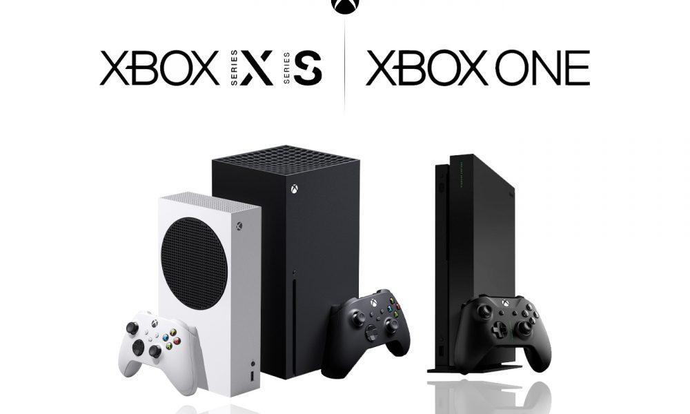 Comparatif Xbox Series X, Xbox Series S, Xbox One X