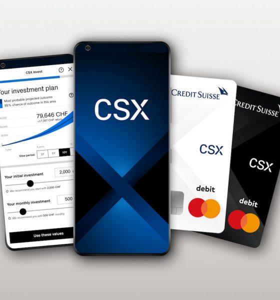 Credit Suisse Compte Courant Numerique