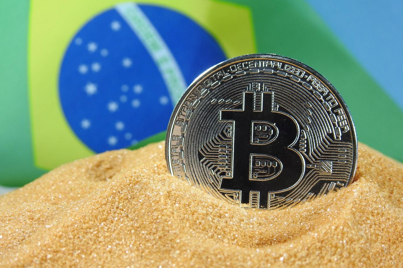 Crypto monnaie Bresil CBDC