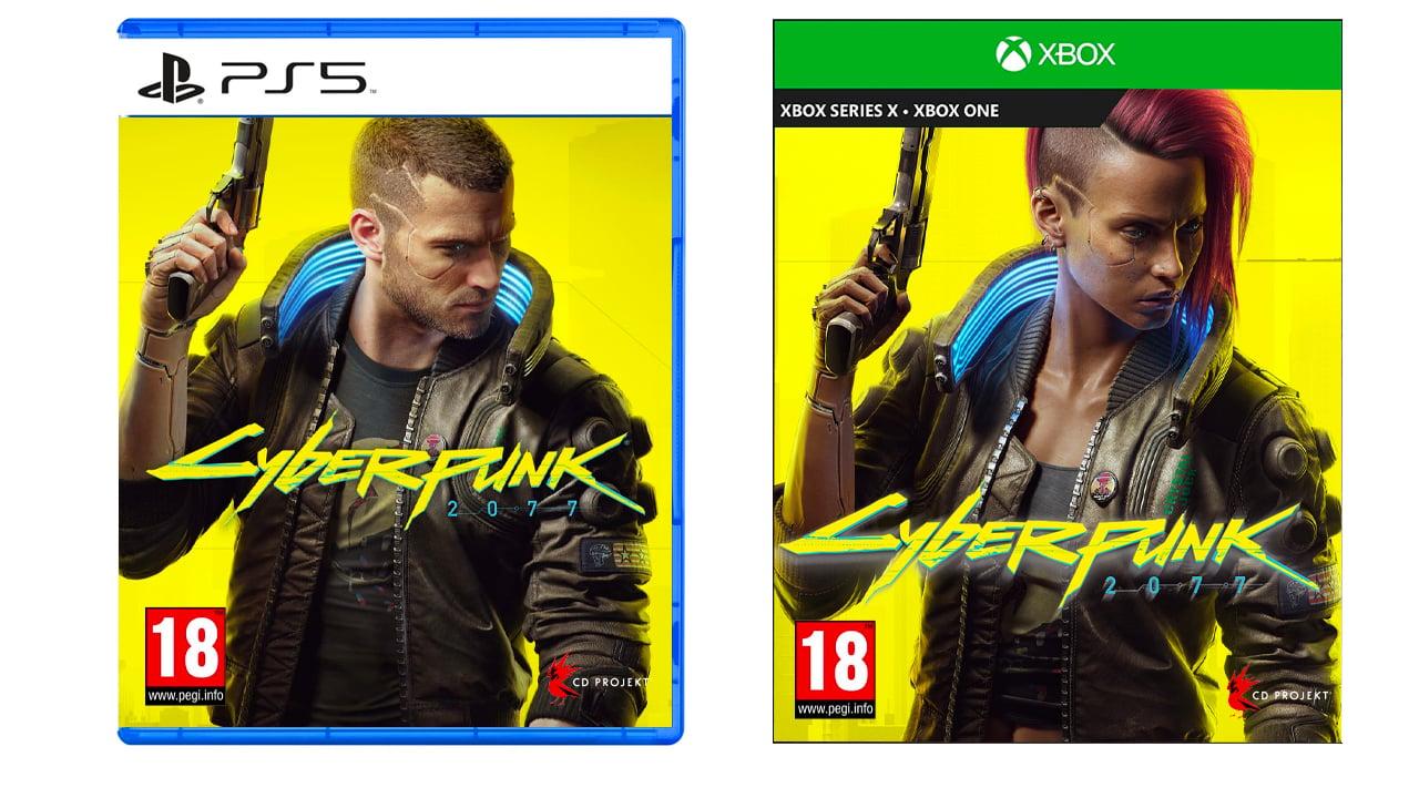 CyberPunk 2077 PS5 Xbox Series X