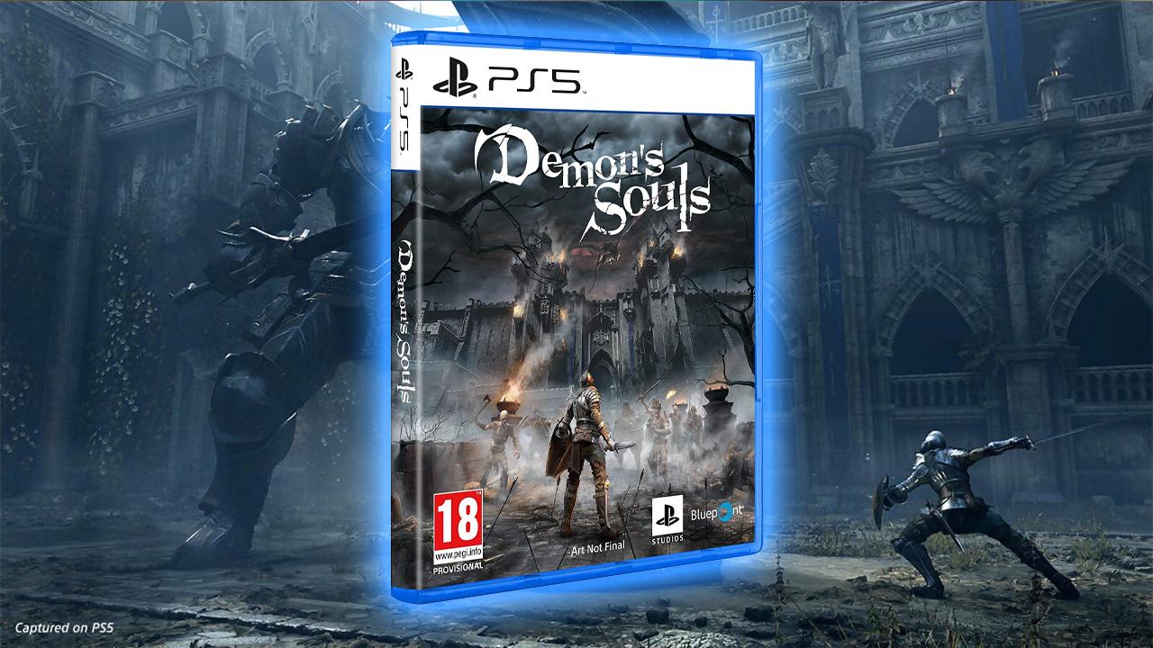 Précommander Demon's Souls PS5