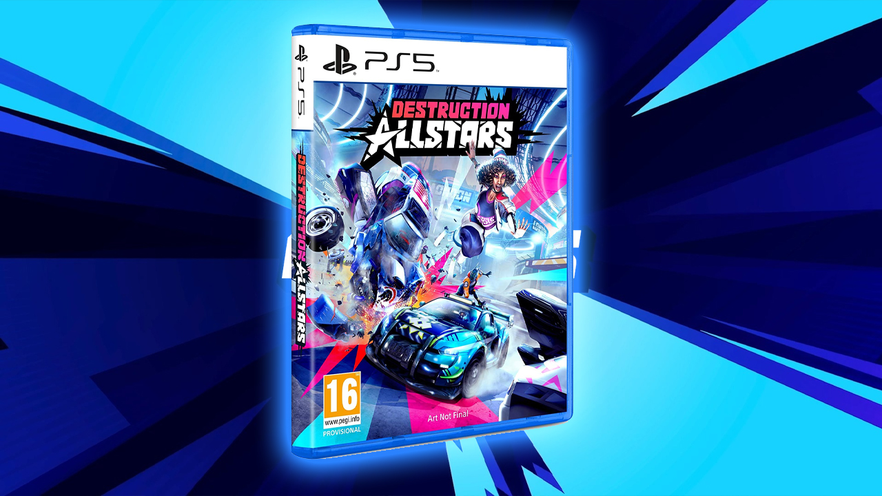 Destruction AllStars PS5 Standard