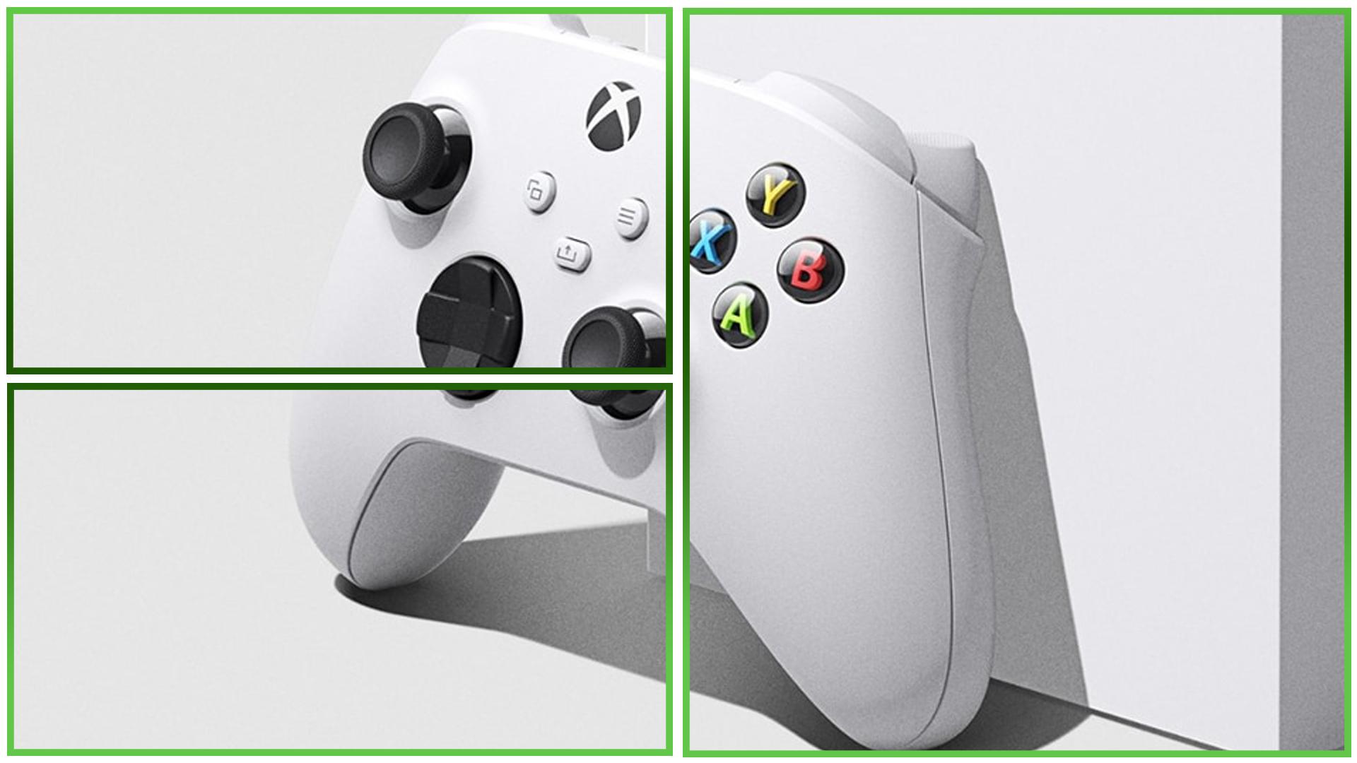 Fiche Manette Xbox Series S