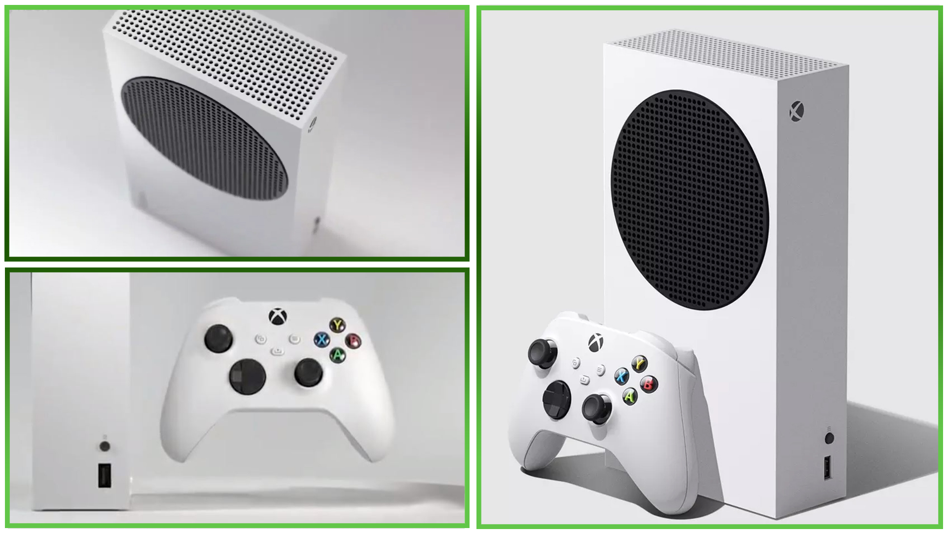 Fiche Xbox Series S