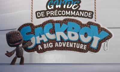 Guide Précommande LittleBigPlanet Sackboy Adventure