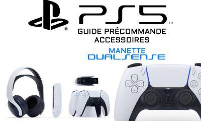 Acheter Manette DualSense PS5 Accessoires PlayStation 5