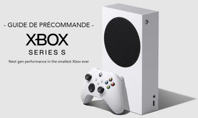 Guide Précommande Xbox Series S