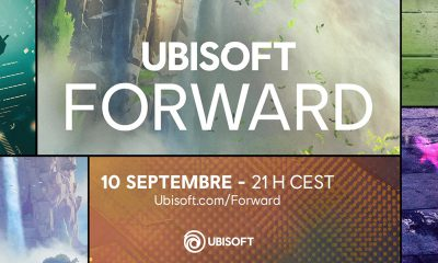 Live Ubisoft Forward Septembre 2020