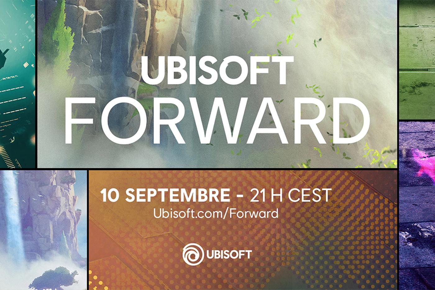 Live Ubisoft Forward Septembre 2020