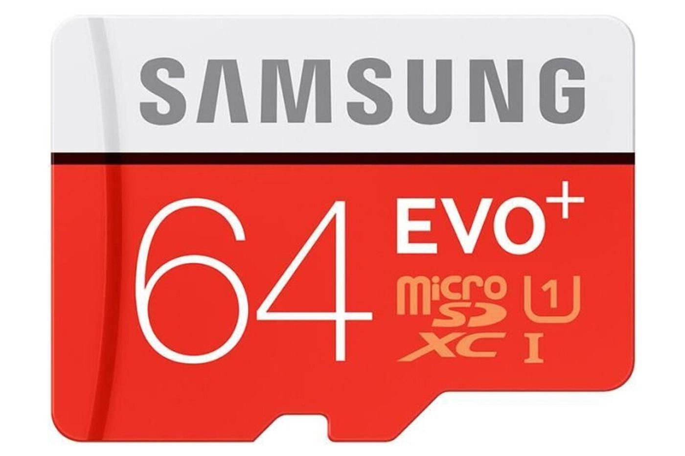 microSD Samsung 64 Go