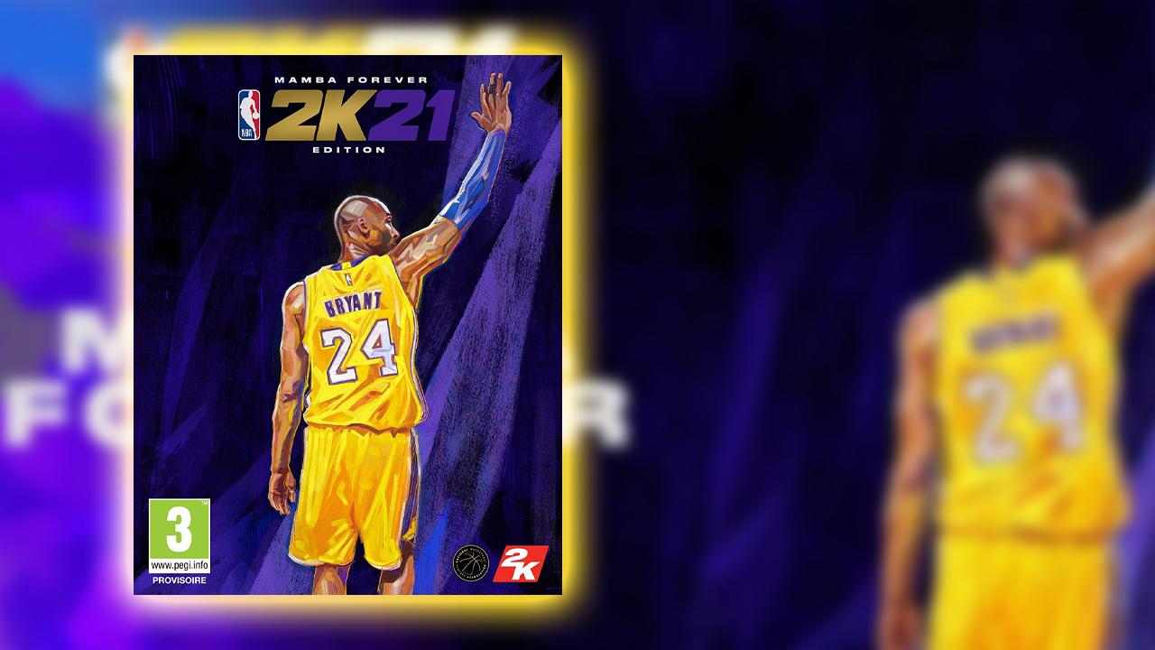 NBA 2K21 Mamba Forever