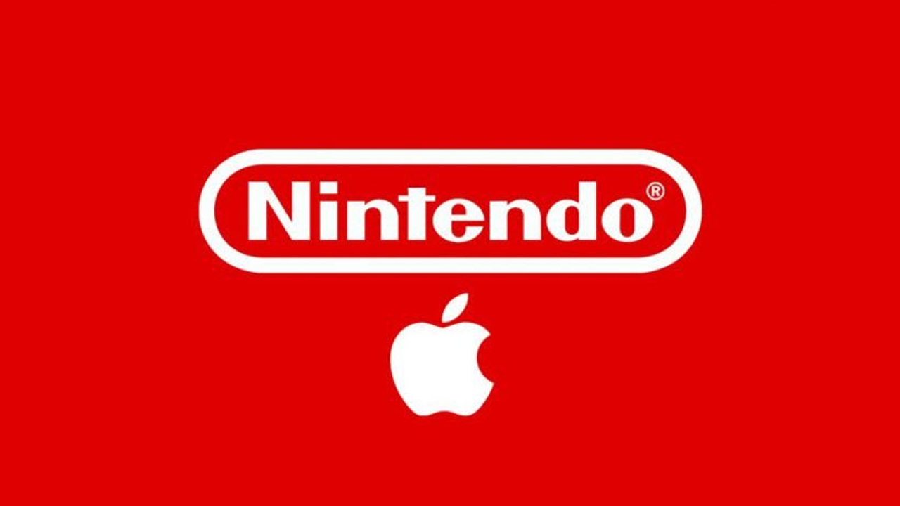 Nintendo Apple du JV