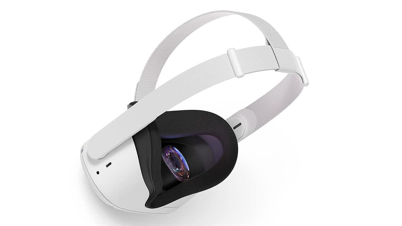 Oculus Quest 2 arrière